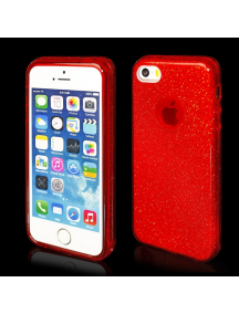 Funda TPU Blink iPhone 7 roja