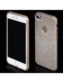 Funda TPU Blink iPhone 7 dorado