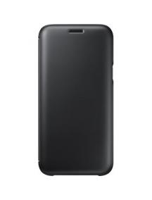 Funda libro Samsung EF-WJ530CBE Galaxy J5 2017 negra