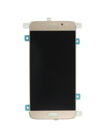 Display Samsung Galaxy J5 2017 J530 dorado