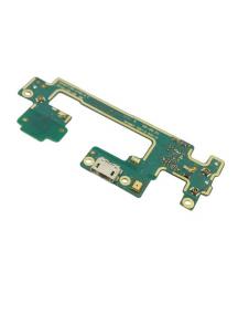 Placa de conector de carga HTC One A9