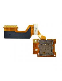 Cable Flex de lector de SIM HTC One M9