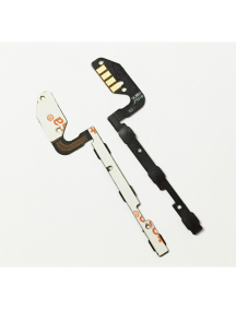 Cable flex de botones de volumen - encendido Motorola - Lenovo Moto G5