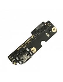 Placa de conector de carga BQ Aquaris X5 Plus