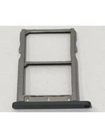 Zócalo de SIM BQ Aquaris X5 Plus gris