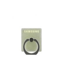 Anillo trasero Samsung plata
