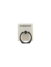 Anillo trasero Samsung blanco
