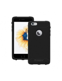Funda Trident Aegis negra iPhone 6 Plus - 6s Plus
