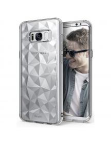 Funda TPU Ringke Air Prism 3D Samsung Galaxy S8 Plus G955 transparente