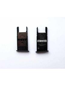 Zócalo de SIM + micro SD Motorola Moto G5 Plus versión dual SIM negro