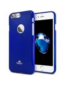 Funda TPU Goospery Huawei Ascend Y6 2017 azul