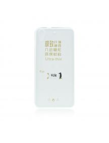 Funda TPU slim HTC Desire 626 transparente