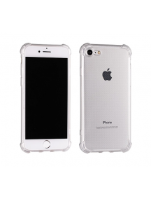 Funda anti shock iPhone 6 - 6s transparente