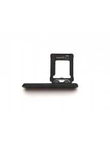 Zócalo de tarjeta micro SD Sony Xperia XZ1 G8441 compact negro