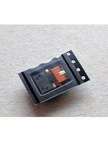 Conector de audio mini jack Sony Xperia M2 Aqua D2403 - M2 D2302