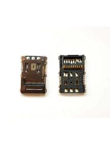 Lector de SIM + tarjeta micro SD Lenovo Moto G5