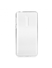 Funda TPU 0.5mm Nokia 5 2017 transparente