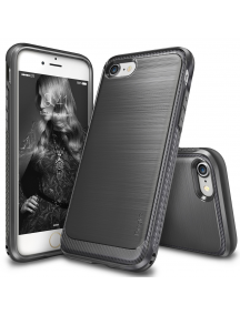 Funda TPU Ringke Onyx iPhone 8 - 7 gris