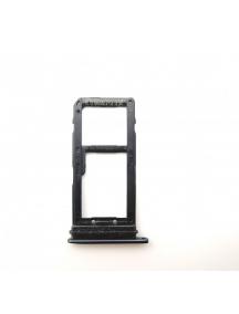Zócalo de SIM + micro SD HTC U11 negro