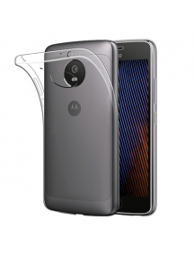 Funda TPU Clear Pro Motorola G5s XT1794 transparente