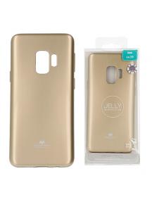 Funda TPU Goospery Samsung Galaxy S9 G960 dorado