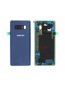 Tapa de batería Samsung Galaxy Note 8 N950 azul