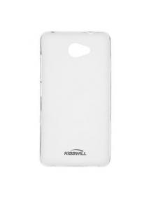 Funda TPU Kisswill Vodafone Smart Ultra 7 transparente