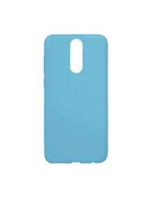 Funda TPU soft Huawei Mate 10 lite azul