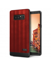 Funda TPU Ringke flexible Samsung Galaxy Note 8 N950 roja
