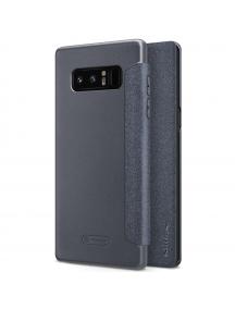 Funda libro TPU Nillkin Sparkle Samsung Galaxy Note 8 N950 negra