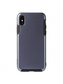 Funda TPU Remax Serui RM-1655 iPhone X azul