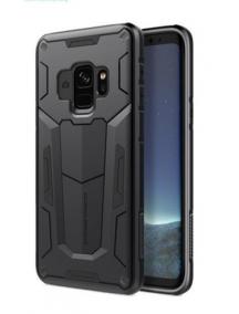 Funda TPU Nillkin Defender II Samsung G965 Galaxy S9 Plus negra