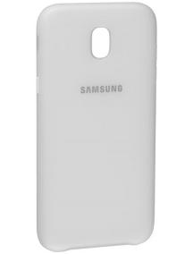 Funda TPU Samsung EF-PJ530CWE Galaxy J5 2017 J530 blanca