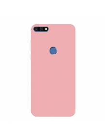Funda TPU soft Huawei Honor 7C rosa