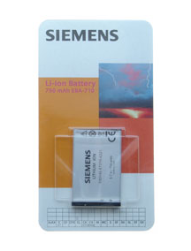 Batería Benq Siemens EBA-710 sin blister