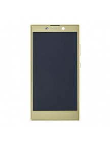 Display Sony Xperia L2 H3311 - H4311 dorado