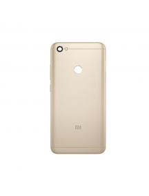 Carcasa trasera Xiaomi Note 5A Prime dorada