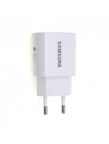 Cargador rápido Samsung USB EP-TA600EWE 5.0 - 9.0V / 2A