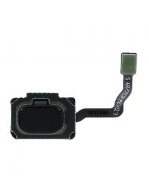 Cable flex de lector de huella Samsung Galaxy S9 Plus G965 negro