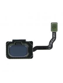 Cable flex delector de huella Samsung Galaxy S9 Plus G965 azul