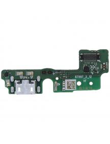 Placa de conector de carga Huawei Honor 6A