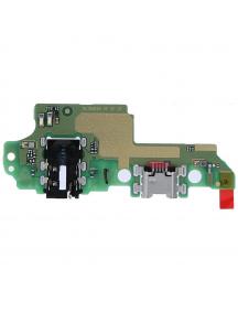 Placa de conector de carga Huawei Honor 7X