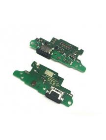 Placa de conector de carga Huawei Honor V8