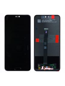 Display Huawei P20 negro