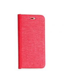 Funda libro Vennus iPhone 7 Plus - 8 Plus roja