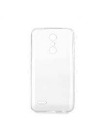 Funda TPU 0.5mm LG K10 2018 transparente
