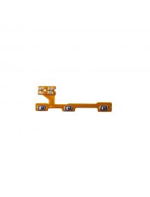 Cable flex de boton de volumen - encendido Huawei P20 Lite