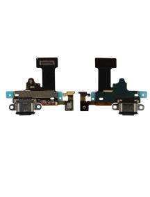 Cable flex de botón de conector de carga Type-C LG V30 H930 - H933