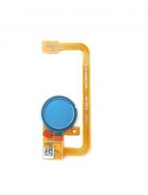 Cable flex de lector de huella Sony Xperia L2H3311 - H4311 azul