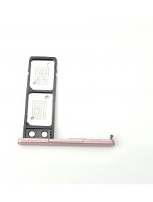 Zócalo de SIM Sony Xperia L2 H3311 - H4311 rosa